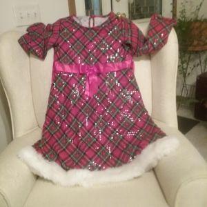 WOW LITTLE GIRL'S DRESS